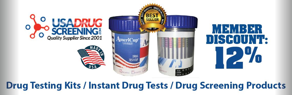 USA Drug Screening